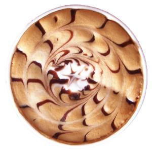 Latte Art Image