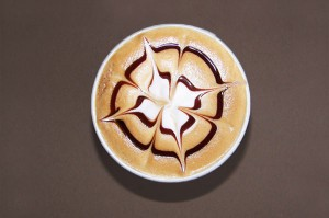 Cafe Kahuna Latte Art Image