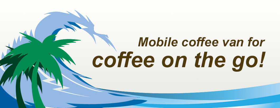 Cafe Kahuna Mobile Coffee Van Image